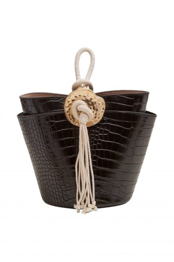 Click to Buy Mango Bucket Bag