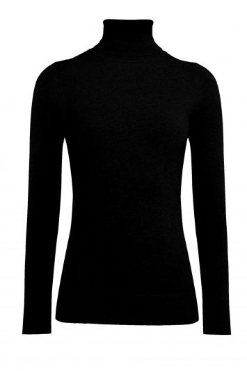 Click to Buy JoosTricot Peachskin Roll-Neck Sweater