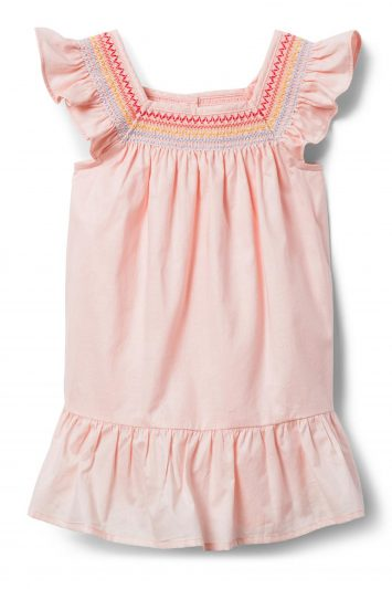Click to Buy Aerin Smocked Dress