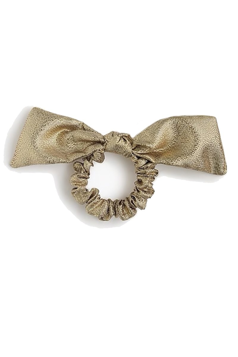 Click to Buy J. Crew Gold Hair Bow