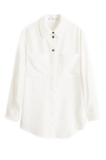 Click to Buy Mango Linen Shirt
