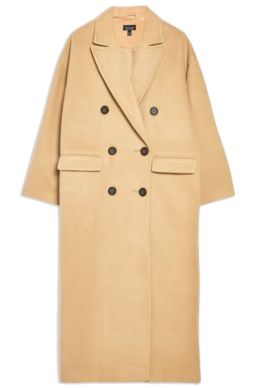 Click to Buy Topshop Slouch Coat
