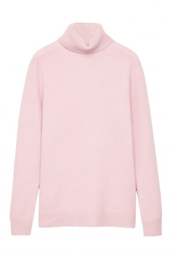 Click to Buy COS-Pink-Roll-Neck