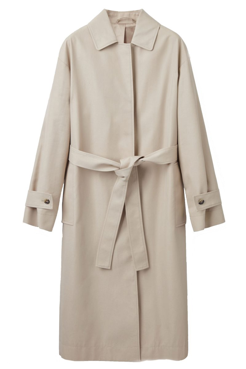 Click to Buy COS Trench Coat