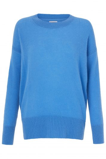Click to Buy John-Lewis-Cashmere-Blue-Sweater
