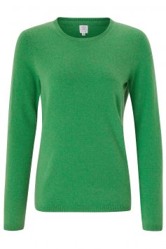 Click to Buy John Lewis Green Cashmere Sweater