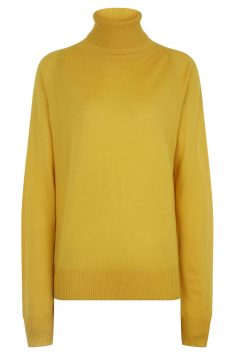 Click to Buy Joseph-Yellow-Turtleneck