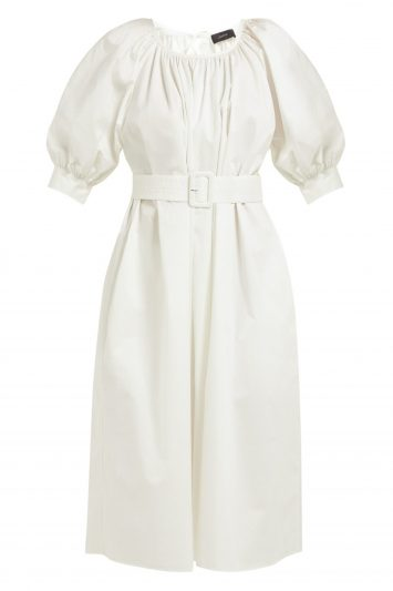 Click to Buy Joseph White Dress