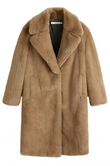 Click to Buy Mango-Teddy-Coat