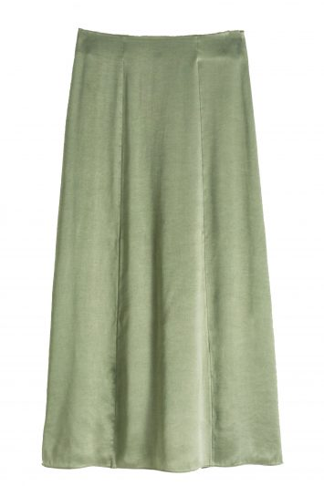 Click to Buy &-Other-Stories-Green-Skirt