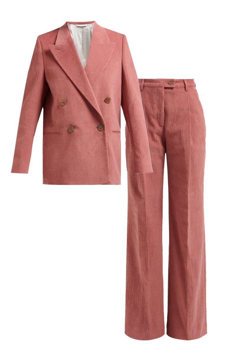 Click to Buy Acne Pink-suit
