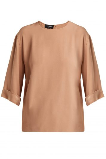Click to Buy Rochas-Satin-Top