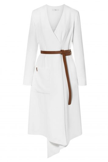 Click to Buy Tibi Wrap Dress