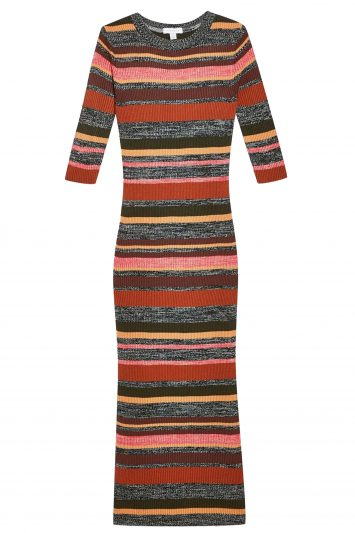 Click to Buy Topshop Stripe Dress