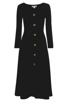 Click to Buy Whistles Black Dress