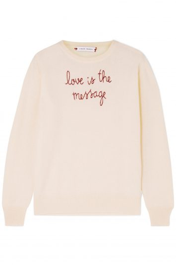 Click to Buy Lingua Franca Sweater