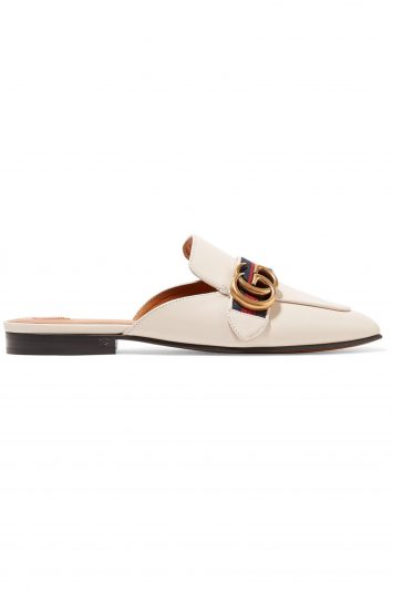 Click to Buy GUCCI-LOGO-LOAFERS