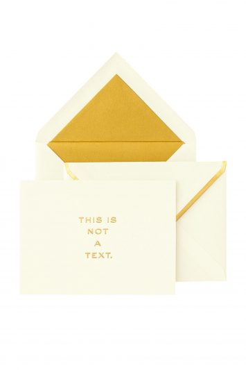 Click to Buy Kate Spade New York Not a text Set