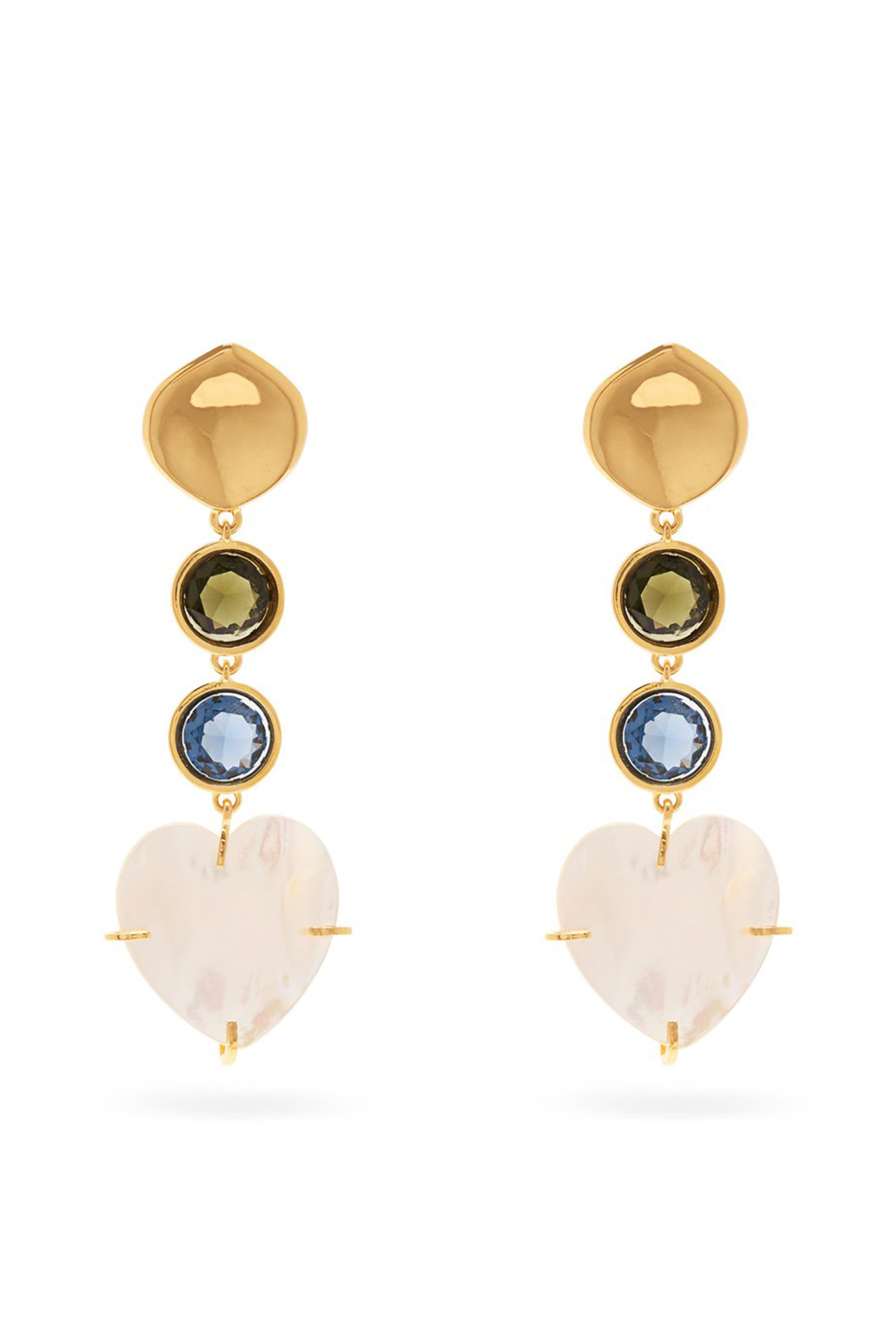 Click to Buy Lizzie Fortunato Earrings