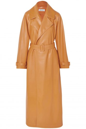 Click to Buy OCHI Trench Coat