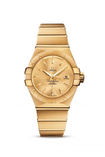 Omega-Constellation-Watch-All-Gold