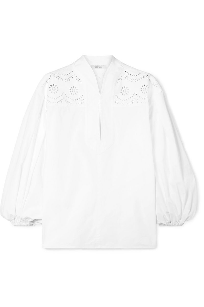 Click to Buy PHILOSOPHY-BLOUSE