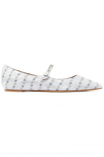 Click to Buy Tabitha-Simmons-Flats