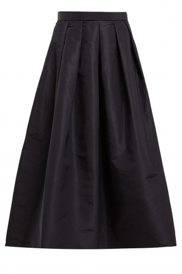 Click to Buy Tibi-Silk-Midi-Skirt