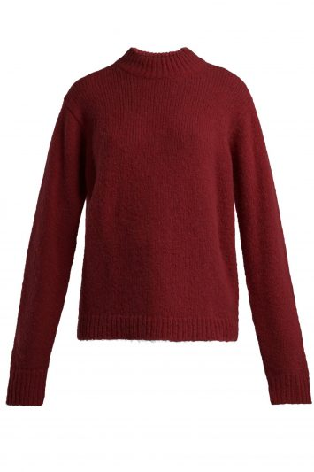 Click to Buy Tibi-Wool-Blend-Sweater