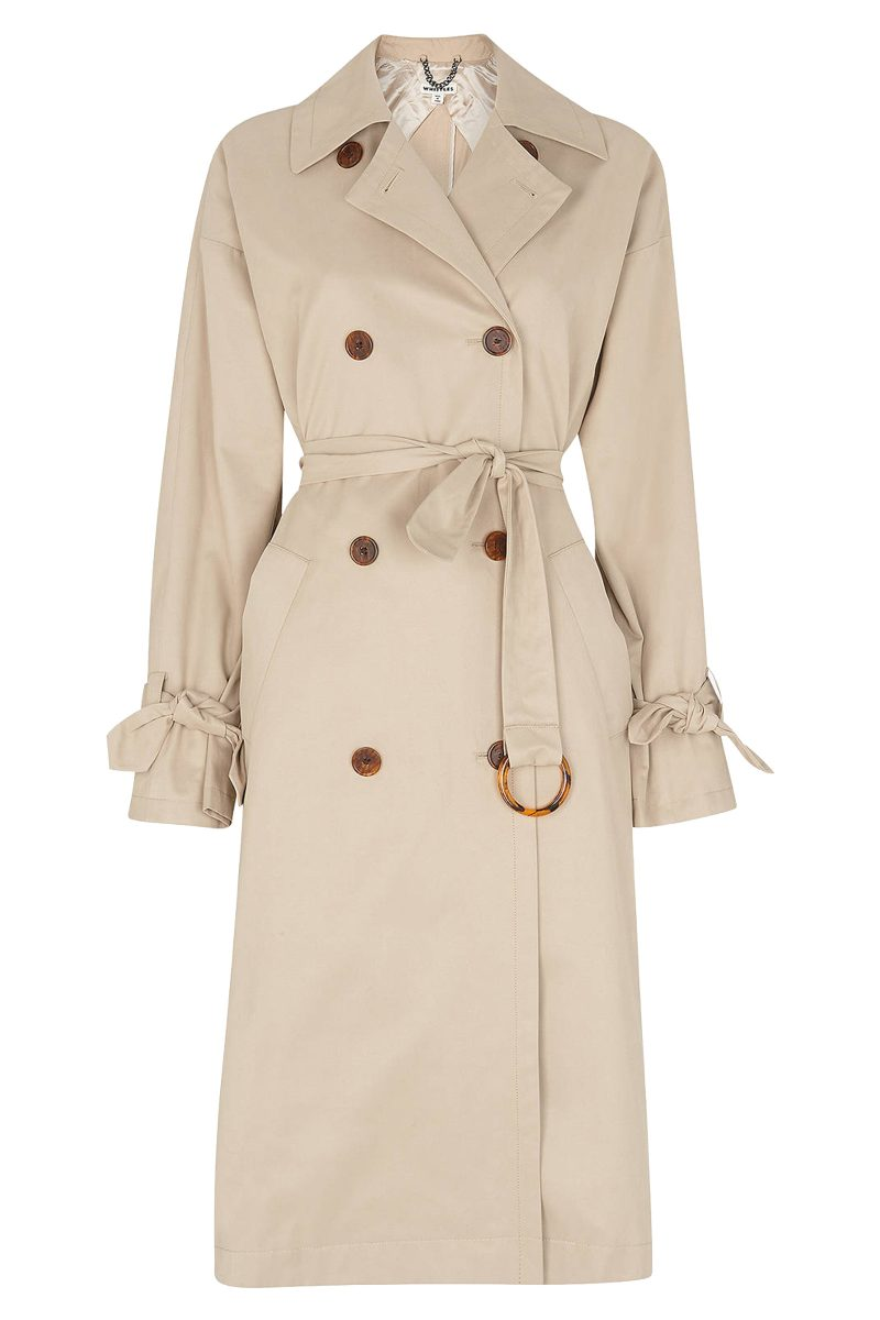 Click to Buy Whistles Trench