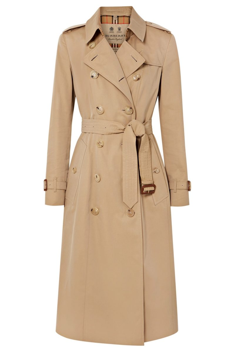 Click to Buy Burberry Trench Coat