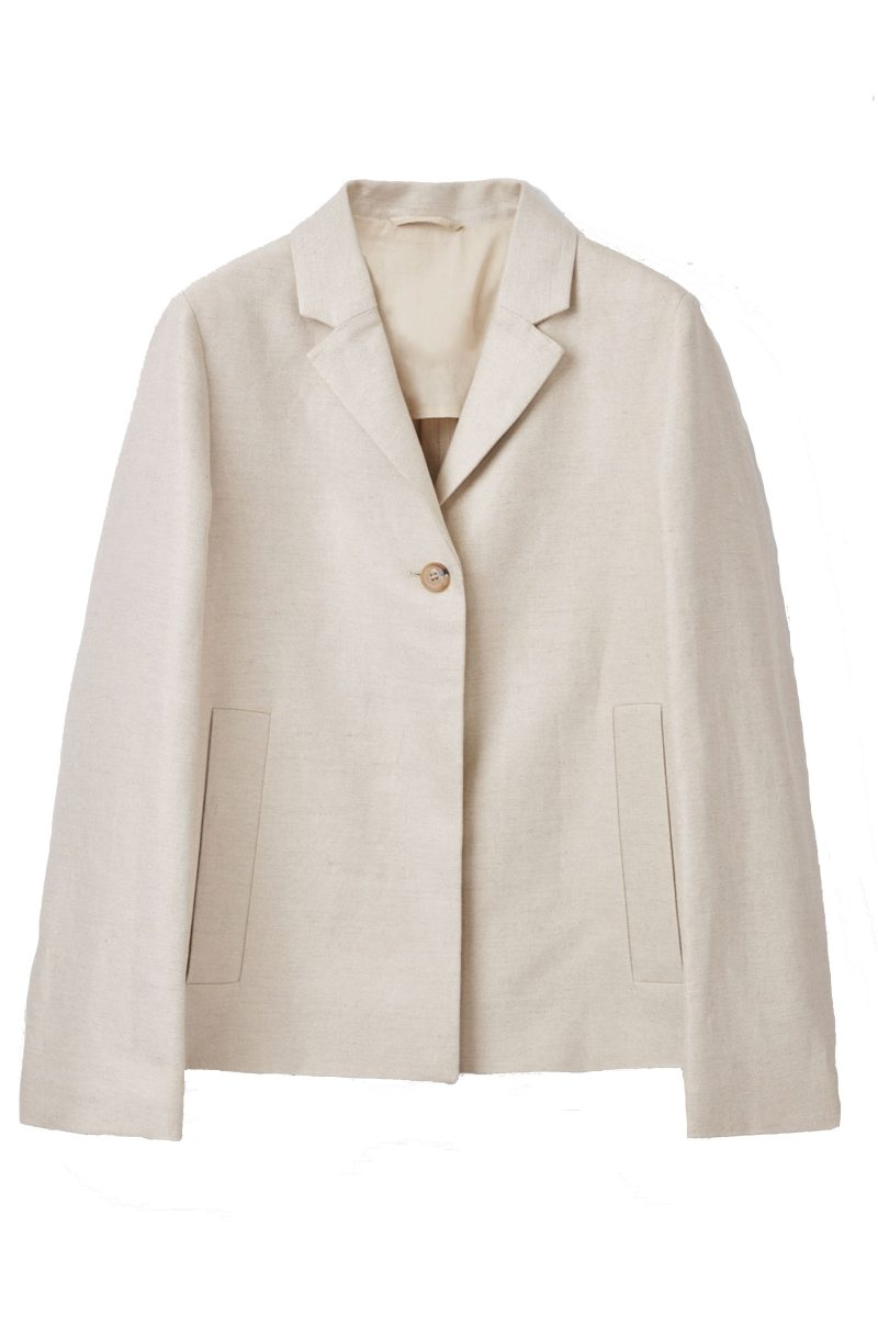 Click to Buy Cos-Linen-Jacket