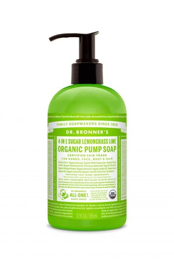 Click to Buy Dr-Bronner-Lemongrass-Soap