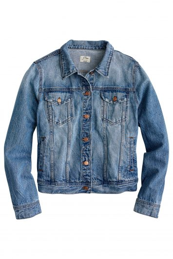Click to Buy J. Crew Denim Jacket