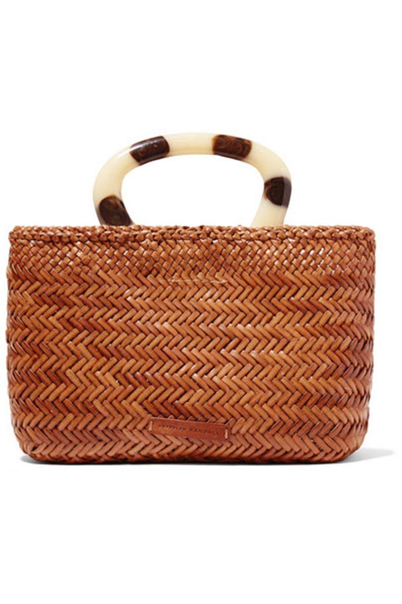 Click to Buy Loeffler-Randall-Raffia-Bag