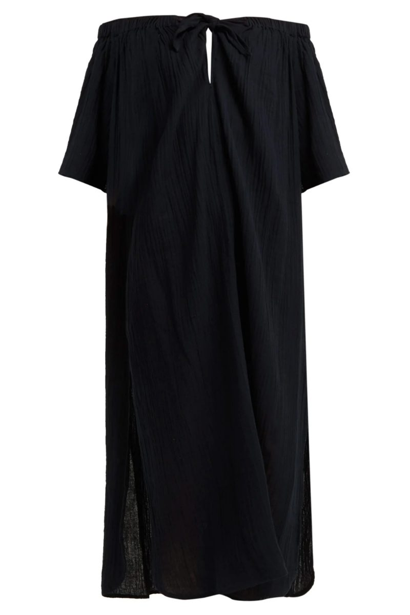 Click to Buy Mara-Hoffman-Black-Dress