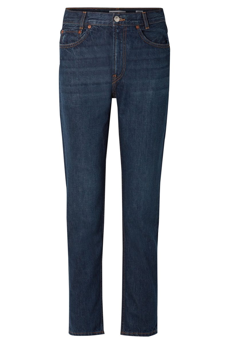 Click to Buy ReDone-Dark-Straight-Leg-Jeans