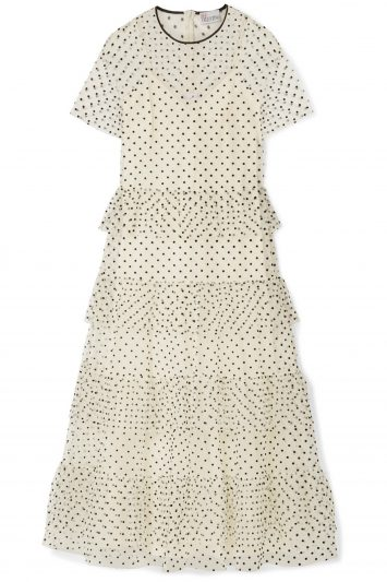 Click to Buy Red-Valentino-Polka-Dot-Dress