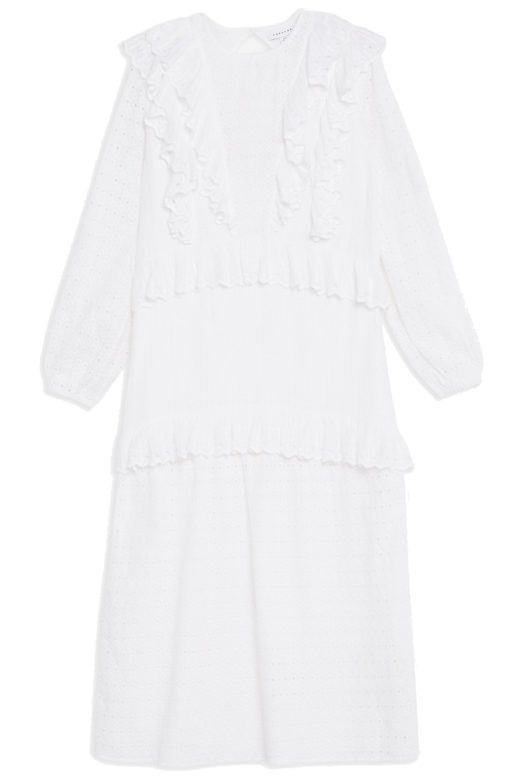 Click to Buy Topshop-Frill-Dress