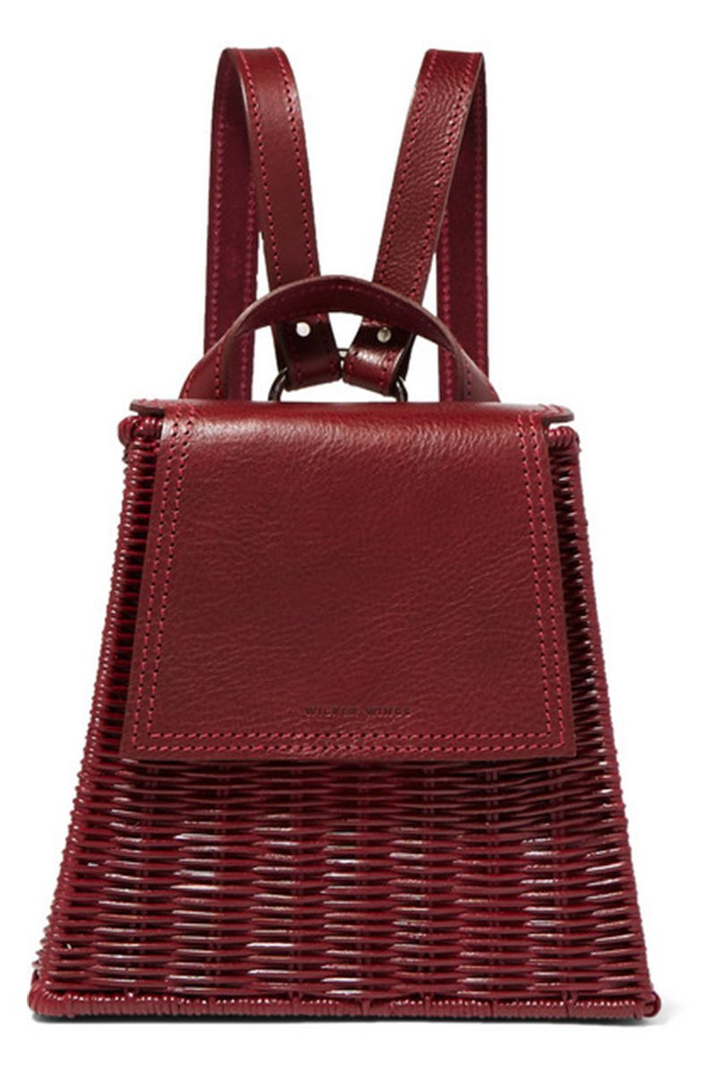 Click to Buy Wicker-Wings-Bag