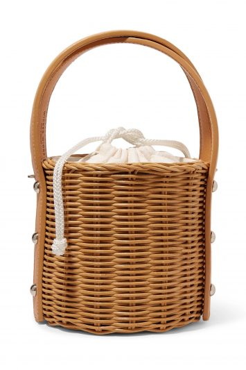 Click to Buy Wicker-Wings-Bucket-Bag