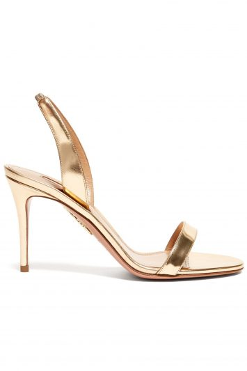Click to Buy Aquazzura Slingbacks