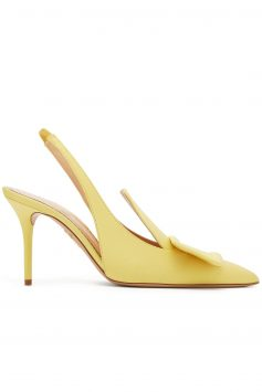 Click to Buy Emilia Wickstead Slingback Pumps