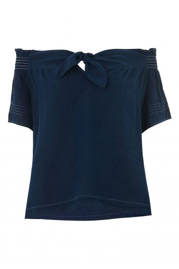 Click to Buy Whistles Bardot Top
