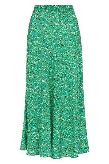 Click to Buy Whistles Printed Skirt