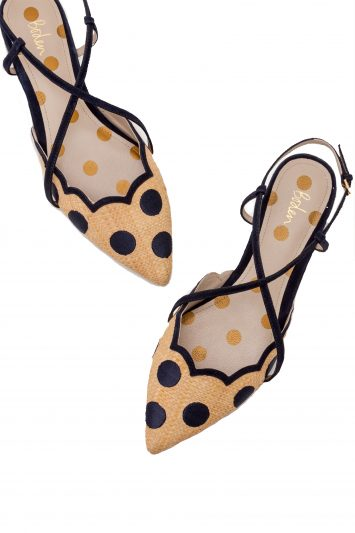 Click to Buy Boden Raffia Shoes