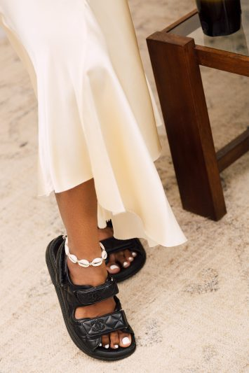 Chanel-Sandals