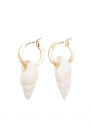 Mango-Shell-Earrings