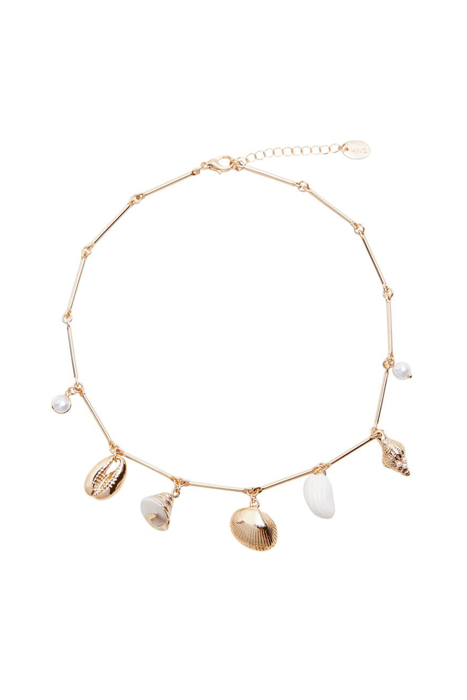 Click to Buy Mango Shell Necklace