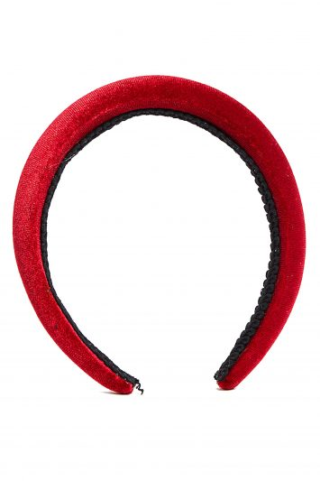 Click to Buy Red Hairband